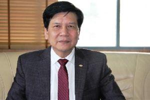 Cựu TGĐ VEAM bị đề nghị cho thôi chức vụ trong Đảng