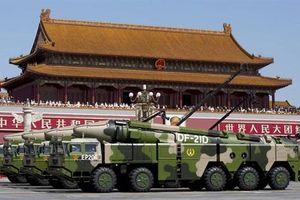 Trung Quốc nói diễn tập, phủ nhận thử tên lửa