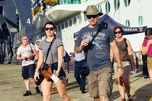 Lữ hành Saigontourist đón hơn 7.000 khách tàu biển