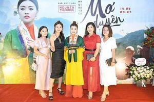 Sao mai Thu Hằng tái hiện công chúa nhà Nguyễn hát 'Mơ duyên'