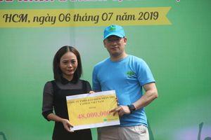 Cathay Việt Nam tặng 48 triệu đồng cho quỹ Tiếp sức hồi sinh
