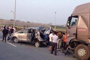 Luật sư 'mổ xẻ' kết luận điều tra mới vụ xe Innova đi lùi trên cao tốc ở Thái Nguyên
