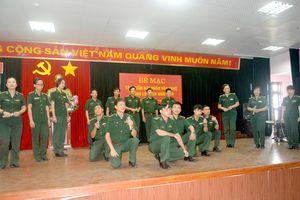Bế mạc lớp tập huấn hạt nhân văn nghệ năm 2019