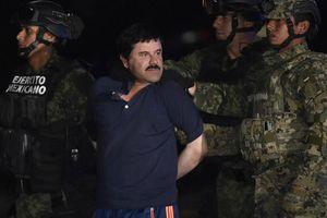 Mỹ đòi trùm ma túy El Chapo bồi thường 12,7 tỉ USD