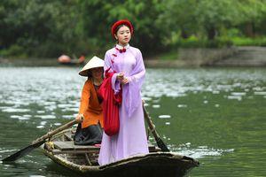 'Sao Mai' Thu Hằng hóa thân thành nàng công chúa triều Nguyễn trong MV Mơ duyên
