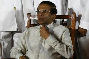 Tổng thống Sri Lanka phủ quyết thỏa thuận quân sự với Mỹ