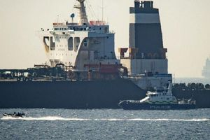 Iran tuyên bố sẽ bắt giữ tàu chở dầu của Anh