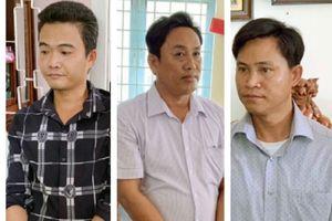 Bắt 3 'cò đất' liên quan đến vụ gây thất thoát gần 120 tỷ đồng ở Trà Vinh