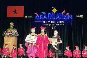 Thêm 994 tân khoa của Trường Đại học Hoa Sen được làm lễ tốt nghiệp