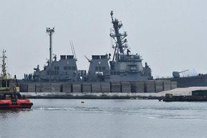 Nga và NATO cùng tập trận ở Biển Đen