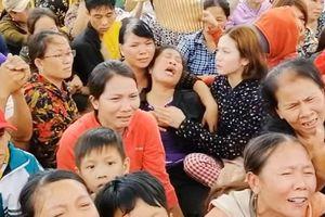 Tiếp tục tìm kiếm 9 ngư dân Nghệ An mất tích trên tàu cá NA-95899.TS gặp nạn