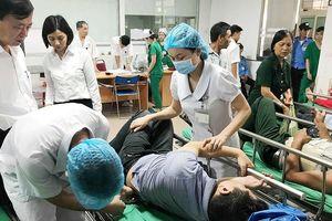 Thông tin mới nhất vụ xe khách đâm xe Container khiến nhiều người thương vong ở Nghệ An