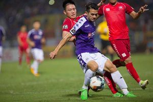 Hải Phòng - Hà Nội FC: Trận cầu đinh của vòng 14 V-League 2019