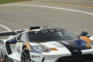 Siêu xe Ford GT Mk II: 'Quái vật' 1,2 triệu đô không thể chạy ngoài đường