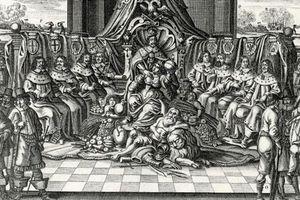 Sở thích bệnh hoạn của hoàng đế La Mã