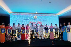 Hội thi 'Cán bộ công đoàn cơ sở giỏi' khối các trường học quận Long Biên