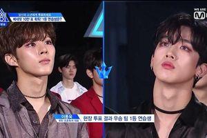 'Produce X 101' tập 10: Knet cuồng Han Seung Woo - Kim Yo Han, tố Mnet edit làm xấu hình ảnh Kim Woo Seok