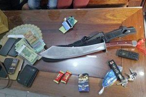 Hơn 100 cảnh sát đột kích, triệt phá 27 tụ điểm đánh bạc ở Đắk Lắk