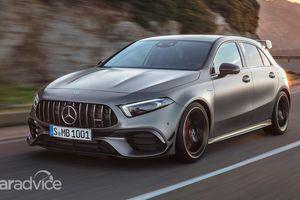 Mercedes-AMG A45 và CLA45 2020 có điểm gì nổi bật ?