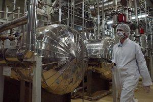 Iran tuyên bố đã sẵn sàng làm giàu urani cấp độ cao hơn