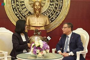 Trung Quốc hết sức coi trọng chuyến thăm của Chủ tịch Quốc hội Việt Nam