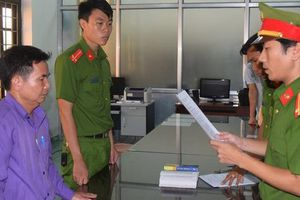 Khởi tố, bắt tạm giam ông 'trùm' doanh nghiệp vận tải ở Huế