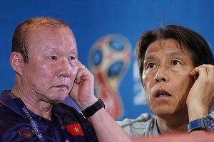 Chưa nhậm chức, HLV tuyển Thái Lan đã 'thua' ông Park một bậc