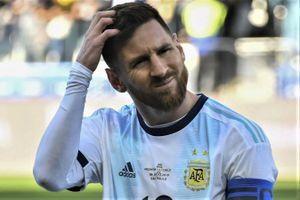 Messi bị chỉ trích sau phát biểu ở trận tranh hạng 3 Copa America