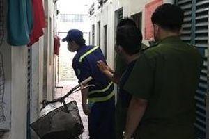 Phát hiện thi thể người đàn ông bán vé số tại phòng trọ ở Sài Gòn