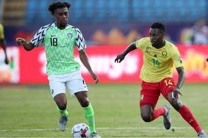 Cameroon thành cựu vương, chủ nhà Ai Cập dừng bước ngay vòng 1/8