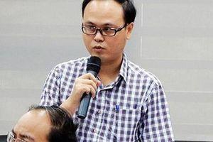 Con trai cựu chủ tịch Đà Nẵng viết đơn xin nghỉ việc