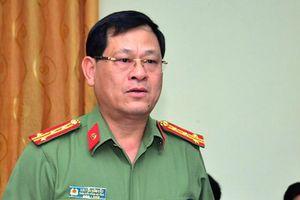 Giám đốc Công an tỉnh Nghệ An được thăng cấp hàm Thiếu tướng
