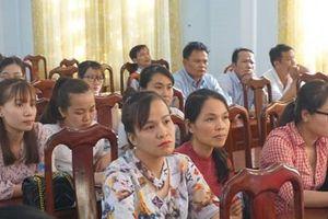 Đắk Lắk: Nâng cao năng lực ngoại ngữ và nghiệp vụ sư phạm cho đội ngũ giáo viên