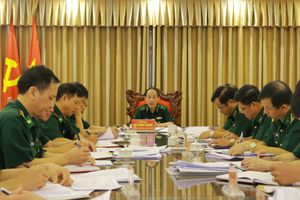 Sớm hoàn thành công tác chuẩn bị chương trình Giao lưu hữu nghị biên giới Việt Nam – Lào năm 2019