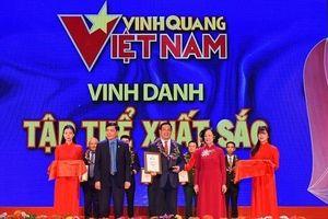 'Vinh quang Việt Nam'- tôn vinh những tấm gương thi đua làm theo lời Bác