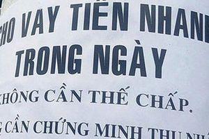 Hà Nội nghiêm cấm cán bộ, công chức 'dính' vào tín dụng đen