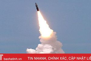 Siêu tên lửa hạt nhân Trident II D5 của Mỹ khiến Nga ngước nhìn