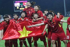 Tuyển nữ Việt Nam đón tin vui ở World Cup 2023