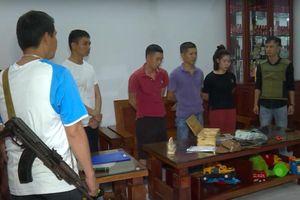 Giám đốc công an Đắk Lắk trực tiếp chỉ đạo phá đường dây 'đánh bạc khủng'