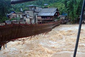 Lào Cai: Thiệt hại trên 70 tỷ đồng do mưa lũ