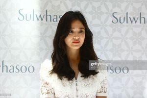 Song Hye Kyo tăng cân sau khi ly hôn Song Joong Ki, Knet ném đá: 'Mặt dày thật đấy!'