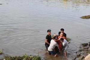 Nghệ An: Tìm thấy thi thể cô gái rơi xuống sông Mai Giang trong đêm