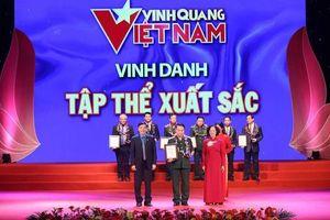 Vinh quang Việt Nam: Tôn vinh ý chí, tinh thần lao động không mệt mỏi