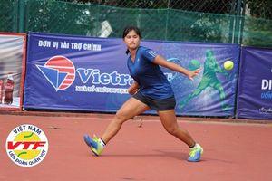 Đồng Nai giành HCĐ đơn nữ U.18 Giải Quần vợt VTF Junior Tour 2 – 2019
