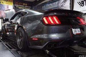 Ford Mustang Shelby GT350 mạnh 1.348 mã lực, tin được không?