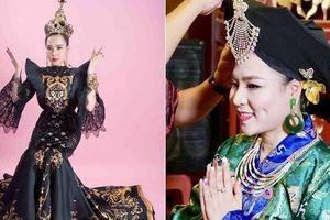 'Nữ hoàng văn hóa tâm linh' Hiền Ngân từ chức Phó Ban Phát triển Thương hiệu và Chống hàng giả