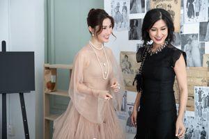 Diễm My 9X hóa 'nàng thơ', đụng hàng Song Hye Kyo với váy Dior