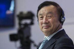 CEO Huawei: Chính phủ Mỹ quản lý doanh nghiệp tiểu tiết như 'mẹ chồng'