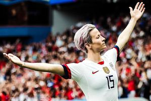 Tuyển Mỹ lần thứ 2 liên tiếp vô địch World Cup nữ