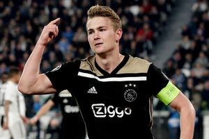 De Ligt đồng ý gia nhập Juventus mùa tới